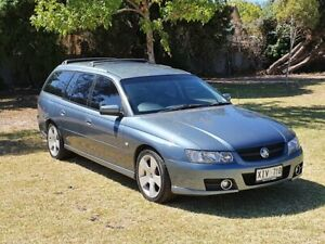 2006 Holden Commodore VZ MY06 SVZ 4 Speed Automatic Wagon Windsor Gardens Port Adelaide Area Preview