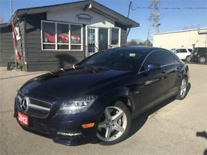 2012 Mercedes-Benz CLS 550 4MATIC|NAV|CAM|SUNROOF|LEATHER