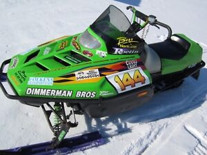 Wanted Arctic cat ZR or sno pros