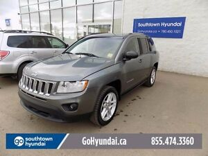 2013 Jeep Compass LEATHER, SUNROOF, NAV,ALLOY WHEELS, AWD
