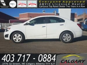 2014 Chevrolet Sonic 4dr Sdn LT Auto