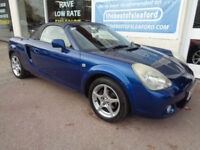 Toyota MR2 1.8 VVT-i Roadster S/H Low Miles
