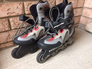 Roller Blades  size 8 and 9, man's 9