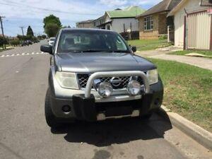 2006 Nissan Pathfinder R51 ST Green 5 Speed Sports Automatic Wagon Merrylands Parramatta Area Preview