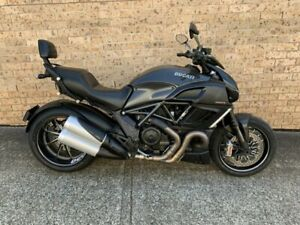 2011 Ducati Diavel Carbon Cruiser Port Macquarie Port Macquarie City Preview