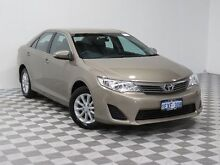 2014 Toyota Camry ASV50R Altise Bronze 6 Speed Automatic Sedan Atwell Cockburn Area Preview