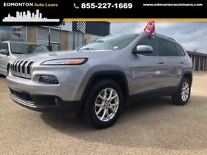 2014 Jeep Cherokee 4WD 4dr North