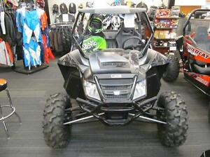 2015 Arctic Cat Wildcat X LTD Black Limited Edition