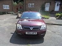 2004 VAUXHALL SIGNUM VECTRA Elegance 2.2 DIRECT, PETROL Manual 10Ms MOT + LOW MILEAGE - COLD AC