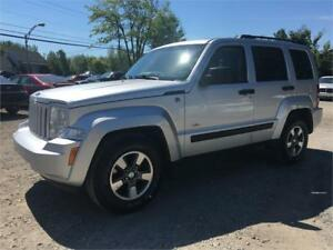 2008 Jeep Liberty Sport** NORTH EDITION**IMPECABLE**
