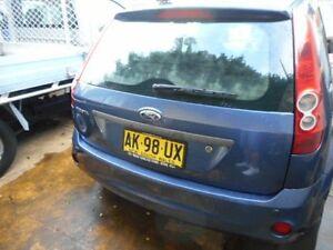 2006 Ford Fiesta 1.4 Blue Manual Hatchback Croydon Burwood Area Preview