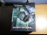 Roccat Cross Gaming Headset - New Unopened