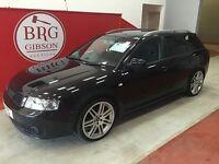 Audi A4 1.9 TDI SPORT (black) 2004