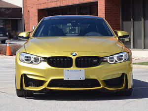 LEASE TAKEOVER: 2015 BMW M4 Coupe
