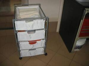 IMMACULATE CONDITION 4 DRAWERS ON WHEELS PCIK UP BELLA VISTA NSW Bella Vista The Hills District Preview