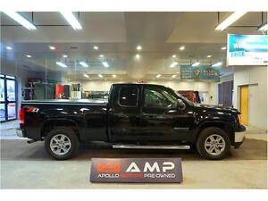 2013 GMC Sierra 1500 SLE  4X4 SHORT BOX Z71 PKG VERY CLEAN
