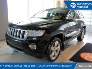 2012 Jeep Grand Cherokee OVERLAND-PRICE COMES WITH A $250 GAS CA