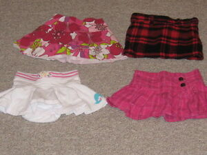 SKIRTS TODDLER 18M CHILDRENS PLACE, JOE, ROXY
