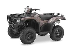 2018 TRX500FM6CJ RUBICON IRS EPS