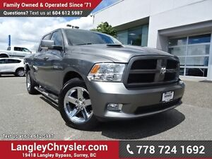 2010 Dodge Ram 1500 SLT/Sport/TRX W RAM BOX STORAGE & BLUETOOTH