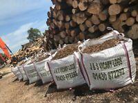 Screened Topsoil / Compost / Woodchip / Bark Mulch / Fine Mulch