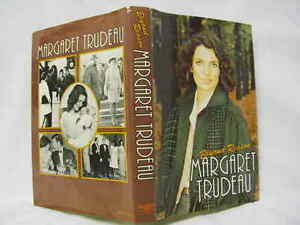 """BEYOND  REASON""  by  MARGARET  TRUDEAU   (Truro)"