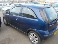 Vauxhall Corsa 1.2i 16v SXi SOLD WITH NEW MOT ON PURCHASE
