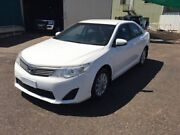 2013 Toyota Camry ASV50R Altise White 6 Speed Automatic Sedan Berrimah Darwin City Preview