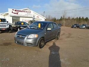 2008 AVEO AUTOMATIC!!!AIR!! LOW KMS!!!