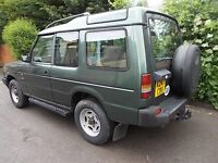 Classic 1993 K Registration Land Rover discovery 2.5 diesel 3 door 2 owners from new MOT August 2016