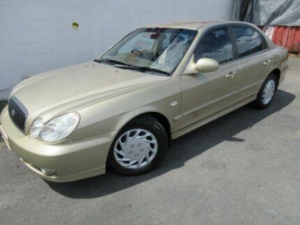 2004 Hyundai Sonata EF-B MY04 Gold 4 Speed Sports Automatic Sedan Yeerongpilly Brisbane South West Preview