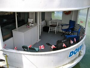 Houseboat for sale (tugboat remodelled) Markham / York Region Toronto (GTA) image 4