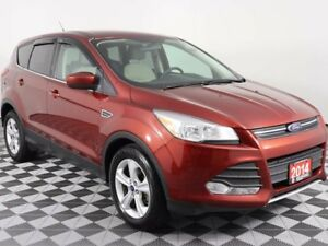 2014 Ford Escape SE w/Bluetooth-Heated Seats-Accident Free