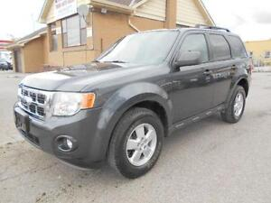 2009 FORD Escape XLT 3.0L V6 FWD Leather Sunroof ONLY 94,000KMs