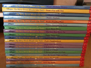 Disney's My Very First Winnie The Pooh Scholastic Books