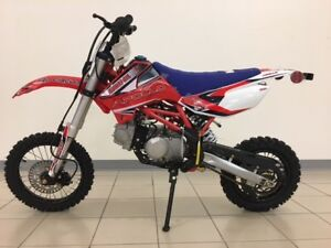 mini moto depot  MOTOCROSS PIT BIKE ORION 2018 125CC