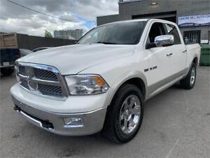 2009 Dodge RAMBOX CREWCAB Laramie GAR 1AN FINANCEMENT DISPONIBLE