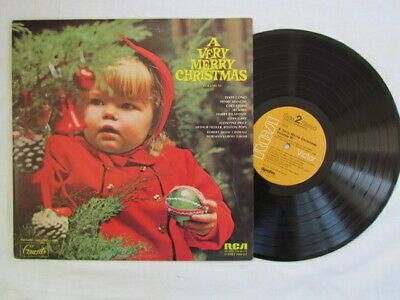 A Very Merry Christmas  Vol. VI,   Compilation, Vinyl LP,  RCA Special Products. ()