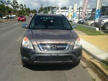 2002 Honda CR-V RD MY2002 4WD Gold 5 SPEED Manual Wagon Greenslopes Brisbane South West Preview