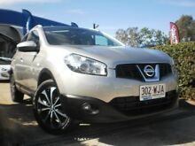 2012 Nissan Dualis J10W Series 3 MY12 Silver 6 Speed Constant Variable Hatchback Noosaville Noosa Area Preview