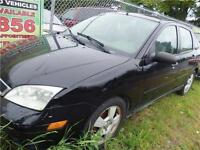2005 FORD FOCUS ZX4**AUTO**A/C**LEATHER LOADED*NOW ON CLEARANCE!