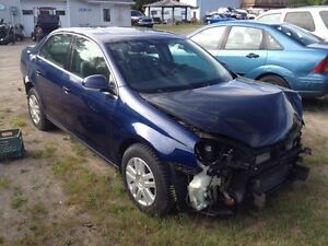 PARTING OUT 2006 VW JETTA TDI 5SPD LEATHER INTERIOR