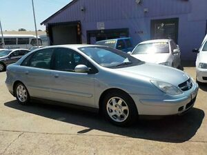 2004 Citroen C5 HDi Blue 4 Speed Auto Active Sequential Sedan North St Marys Penrith Area Preview