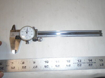 Machinist Lathe Mill Machinist Mitutoyo Dial Caliper Gage Gauge Young