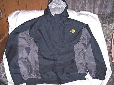 535265aa89ae6 Mens 2X Tall Jacket Windproof Coat Water Reisistant Insulated Fishing Jacket  2XT