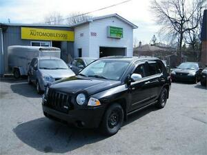 2009 Jeep Compass ROCKY MOUNTAIN 4X4 NORTH EDITION