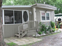 Beautiful fully furnished trailer for sale in Champlain, NY