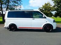 2007'reg VW T5 TRANSPORTER 2.5 TDI *Camper*Full Side Conversion**CHOICE OF TWO**