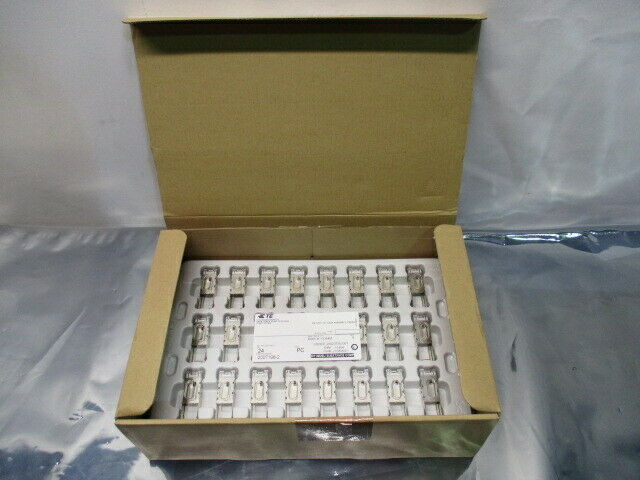 1 Lot 72 TE connectivity 2007198-2 I/O Connectors SFP+ Cage Assembly, 100899
