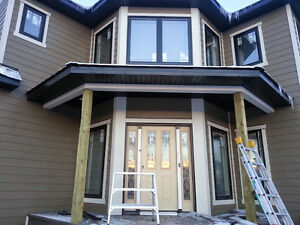 HARDIE PLANK SIDING INSTALLATION OF NEW HOMES, RENOVATIONS AND C Edmonton Edmonton Area image 6
